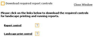 Fig 2 - Report Control Link