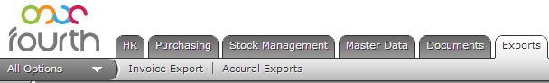 Fig 1 - Link to Accrual Export