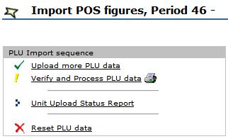 Fig 3 - Verify & Process PLU Data Link