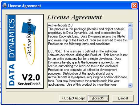Fig 6 - License Agreement